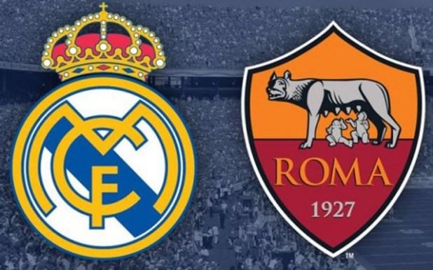 نتيجة بحث الصور عن ريال مدريد ضد روما