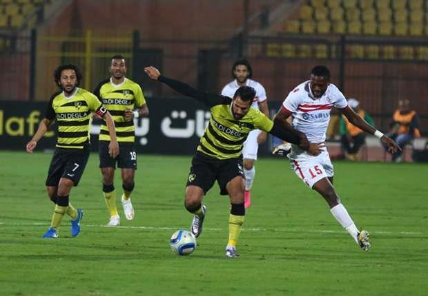 موعد مباراة الزمالك ووادي دجلة في الدوري المصري