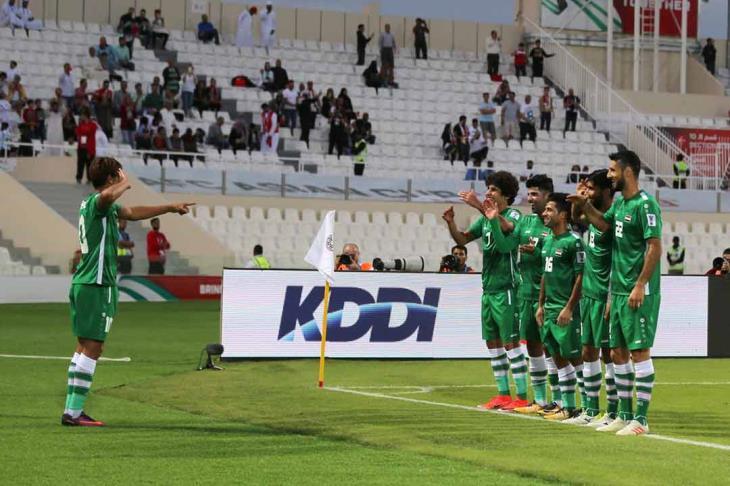 خليجي 24.. العراق يفقد 3 لاعبين أمام اليمن
