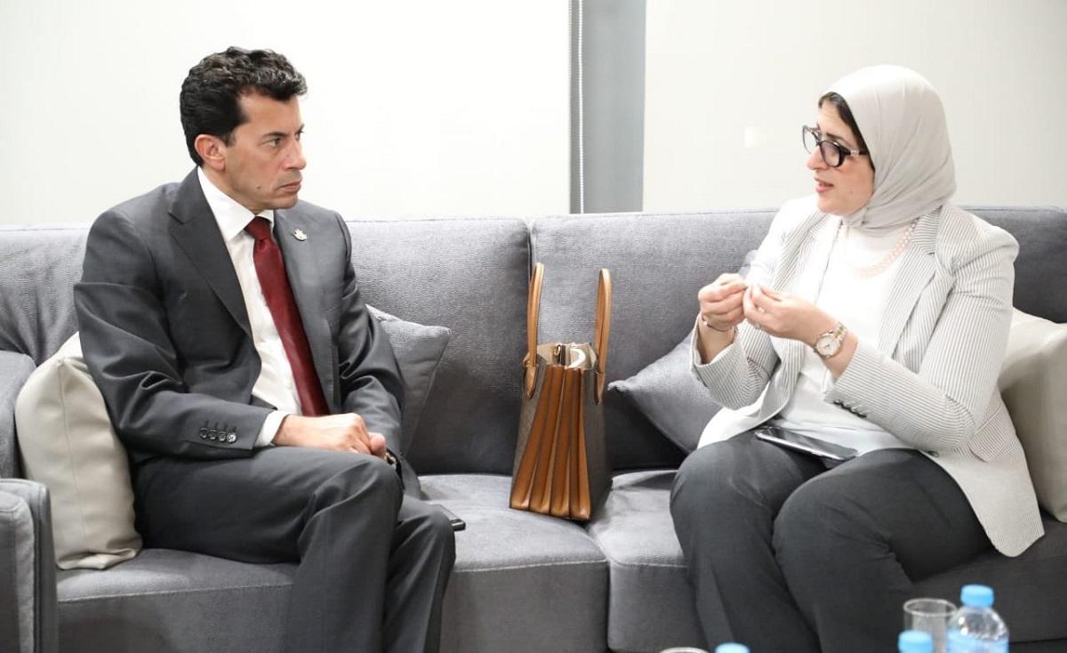 بالصور.. تخصيص مبنى بنادي الجزيرة كحجر صحي لمصابي كورونا